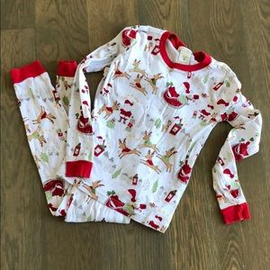 Pottery Barn Kids XMas Christmas Pajamas